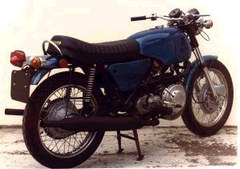BSA Prototype