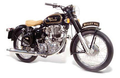 Royal Enfield Bullet 500 Classic AVL