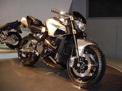 Suzuki B King Concept