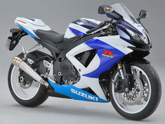 Suzuki GSX-R 600 25th Anniversary Limited Edition