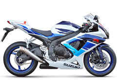 Suzuki GSX-R 750 25th Anniversary Limited Edition