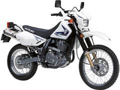 Suzuki DR 650 SE